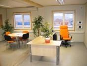 Ofisas iš modulinių patalpų