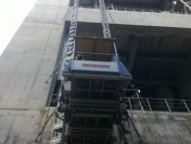 Installation and Dismantling of Mast Lifts